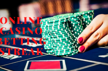 online casino betting streak